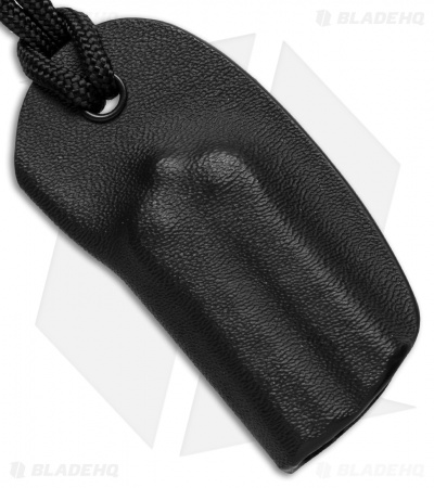 Linox Kydex Sheath for Jerry Hom Specter w/ Neck Cord