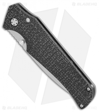 "Jason Guthrie Custom Knives Scout GTI Lock Knife LSCF (3.1"" Satin)"
