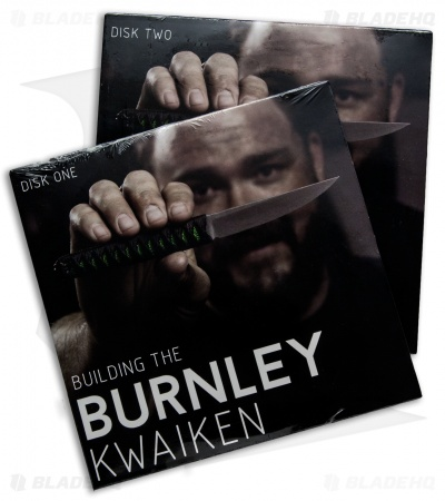 Building The Burnley Kwaiken 2-Disc DVD Set