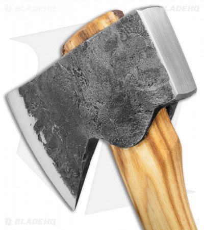 "Hoffman Blacksmithing 20"" Wasatch Axe w/ Ash Wood Handle - Natural Finish"