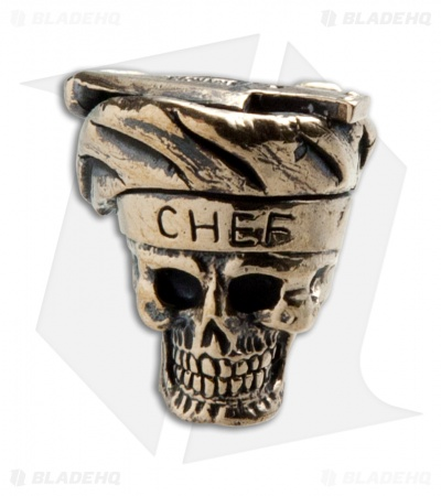 Lion ARMory Chef Bead Brass
