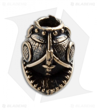 Lion ARMory Diving Helmet Bead Brass