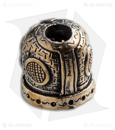 Lion ARMory Guardian Bead Brass