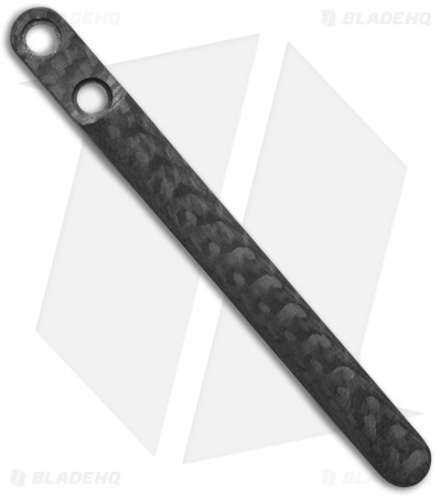 St Clair Designs Carbon Fiber Pocket Clip for Benchmade 51 & 32 Balisong Knife