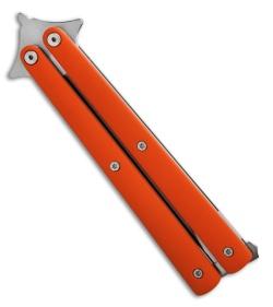 item les voorhies custom knives model 1