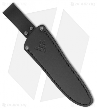 "Steel Will Druid Mini 255 Fixed Blade Knife Black (4.5"" Satin)"