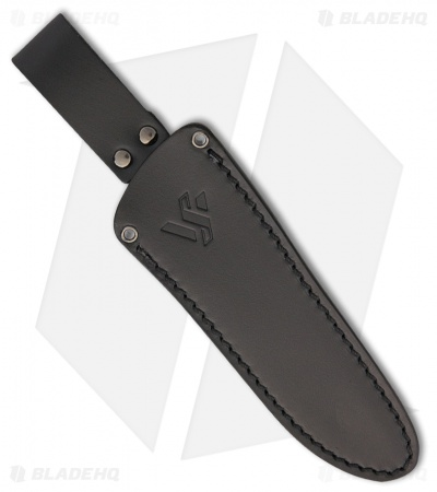 "Steel Will Druid Mini 265 Fixed Blade Knife Black (3.875"" Satin)"