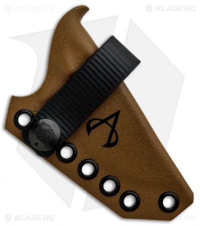 Armatus Carry Benchmade Hidden Canyon Architect Sheath Coyote Brown Kydex
