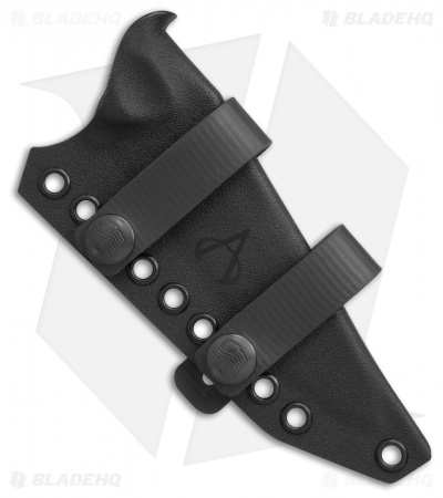 Armatus Carry Benchmade Nimravus Architect Sheath Flat Black Kydex