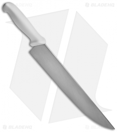"Boker Arbolito Large Barbecue Fixed Blade Knife White (11.5"" Satin) 03BA2912"