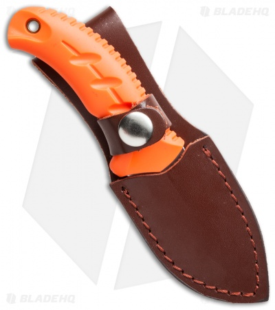 "Boker Magnum Small Game Hunter Fixed Blade Knife Orange (2.5"" Satin) 02RY003"
