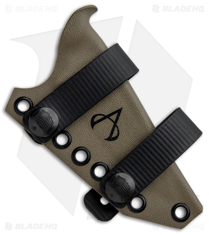 Armatus Carry Bradford Guardian3.5 Checkered Architect Sheath - FDE Kydex