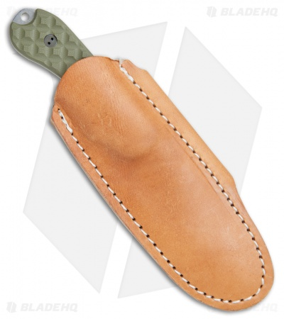 "Bradford Knives Guardian3 Fixed Blade OD Green G-10 (3.5"" Sabre/SW/V4E)"