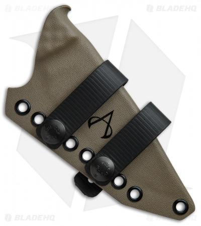 Armatus Carry Bradford Guardian4 Architect Sheath Flat Dark Earth Kydex