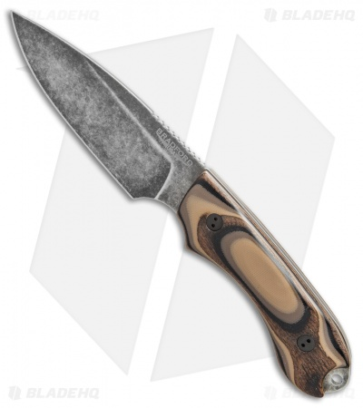 Bradford Knives Guardian4 Fixed Blade Knife 3D G-Wood (Sabre/3V/Nimbus)