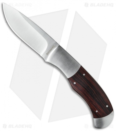"Browning Pursuit Fixed Blade Knife Cocobolo (3.25"" Satin)"