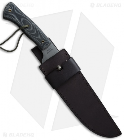 "Browning Crowell/Barker Competition Knife (10"" Satin) 580"