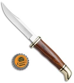 Buck Woodsman Cocobolo Fixed Blade Knife (4.00