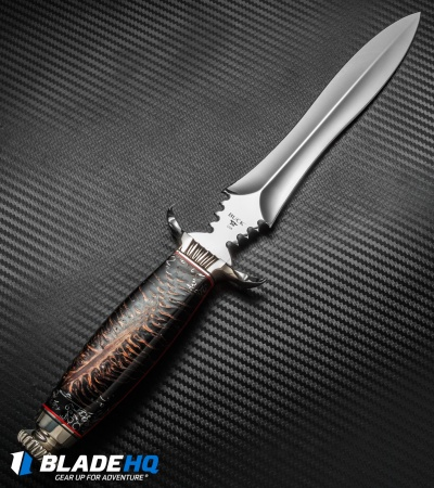 "Buck 981 Conifer Dagger Limited Edition Fixed Blade Knife (7.75"" Mirror)"