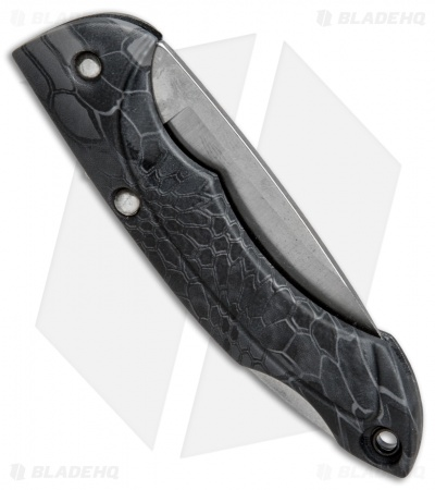 "Buck Nano Bantam Lockback Knife Kryptek Typhoon Camo (1.875"" Satin) 0283CMS27"