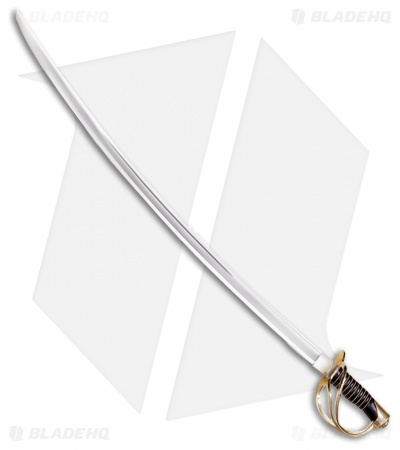 "Cold Steel 1860 U.S. Heavy Cavalry Saber w/ Stainless Scabbard (36"" Satin)"