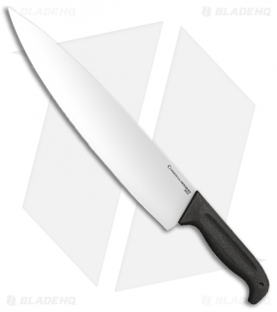 "Cold Steel Commercial Series 12"" Chef's Knife (12""  Satin) 20VCCZ"