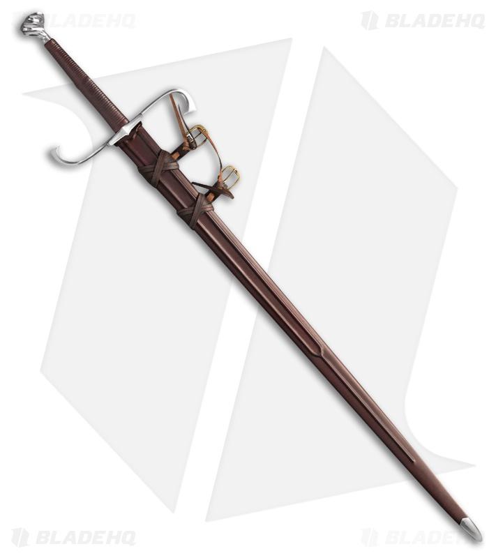 cold steel german long sword 35 5 polish 88htb blade hq