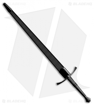 "Cold Steel MAA Italian Long Sword (35.5"" Black) 88ITSM"