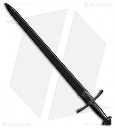 "Cold Steel MAA Norman Sword (30"" Black) 88NORM"