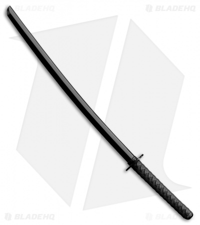 "Cold Steel Training Katana Bokken Fixed Blade (30"" Black) 92BKKC"