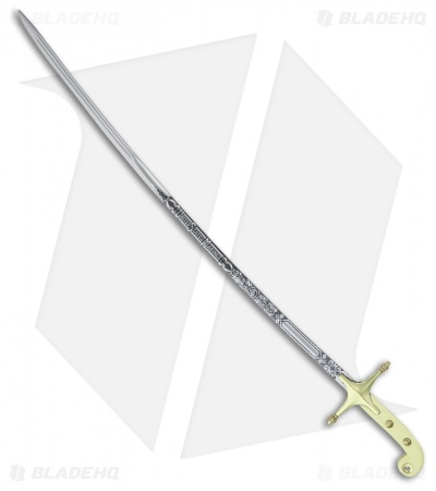 "Cold Steel USMC Officer's Sword (32"" Satin) 88MOS"