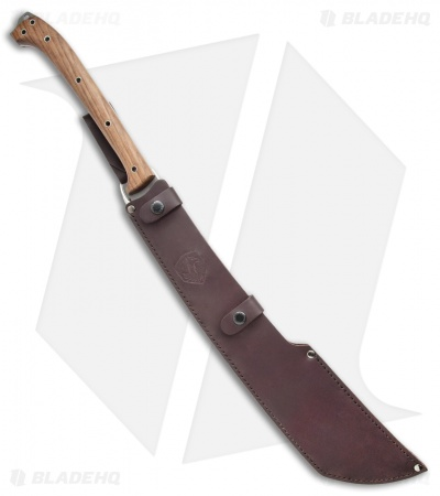 "Condor Makara Machete Fixed Blade Walnut (18.75""  Bead Blast) CTK2808-18.75"