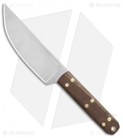 "Condor Scalper Knife Fixed Blade Walnut Wood (5.8"" Satin) CTK2805-5.9"