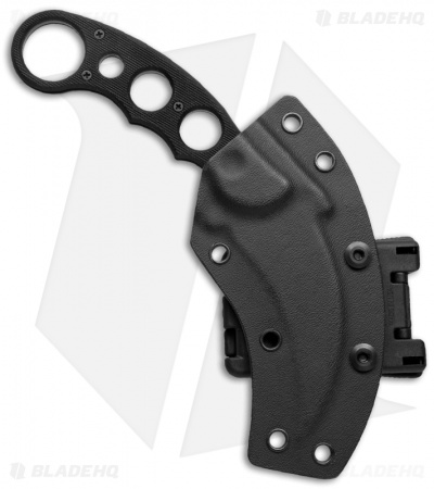 "Emerson Karambit Fixed Blade Knife (3.2"" Black) FB-BT"