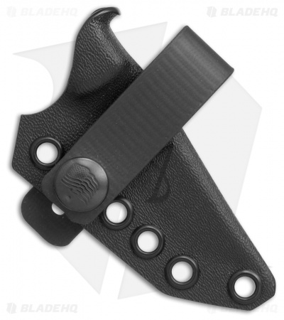 Armatus Carry ESEE Camp Lore CR2.5 Architect Sheath Flat Black Kydex