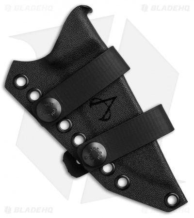 Armatus Carry ESEE-3 Architect Sheath Flat Black Kydex