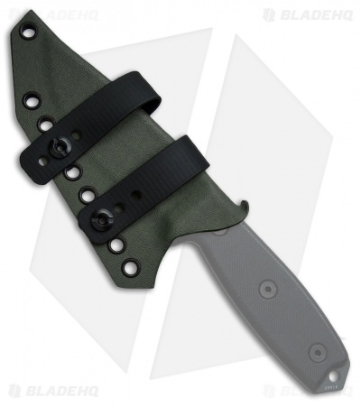 Armatus Carry ESEE-3 Architect Sheath OD Green Kydex