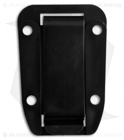 ESEE Knives Clip Plate for Candiru (Black)