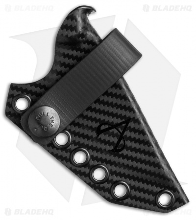 Armatus Carry ESEE Izula Architect Sheath Black Carbon Kydex