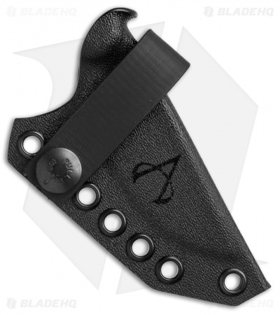 Armatus Carry ESEE Izula Architect Sheath Flat Black Kydex