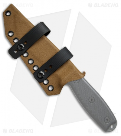 Armatus Carry ESEE-4 Architect Sheath Coyote Brown Kydex