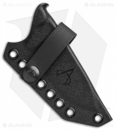 Armatus Carry BK14 Becker Architect Sheath Flat Black Kydex
