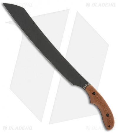 "Ka-Bar Adventure Parangatang Machete (14.125"" Black) 5603"