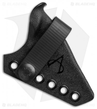 Armatus Carry Ka-Bar TDI Architect Sheath Flat Black Kydex