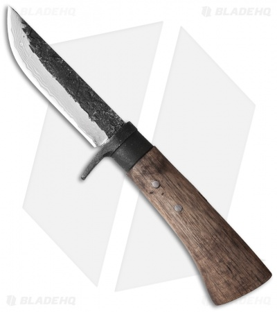 "Kanetsune Shun-2 Medium Fixed Blade Knife (3.75"" Damascus) KB-252"