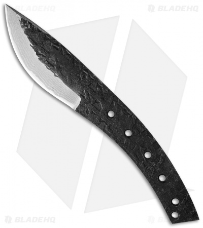 "Kanetsune Okuhida-Bannou Fixed Blade Knife (3.75"" Damascus) KB-256"