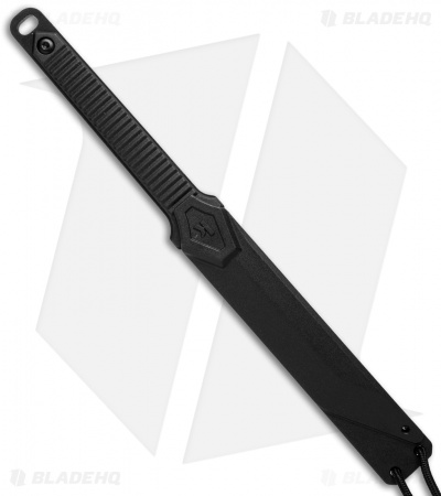"Kershaw Dune Tanto Neck Sword Knife (3.8"" Black) 4008"