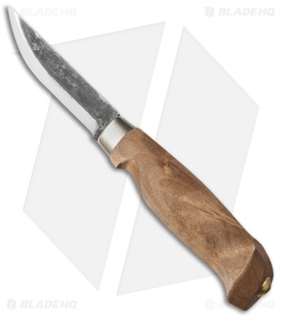 "Marttiini Lynx Lumberjack Fixed Blade Knife (3.875"" Two-Tone) 127012"
