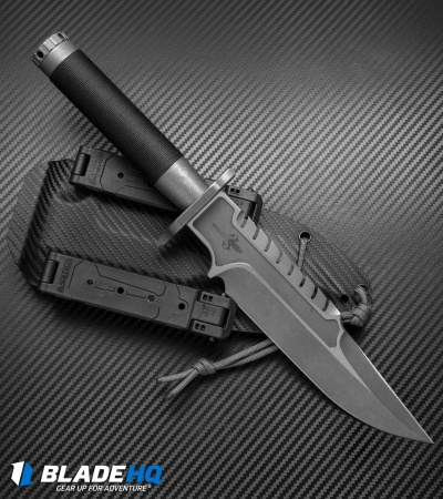 "Marfione Custom Knives Interceptor Survival Knife (7.875"" Apocalyptic)"