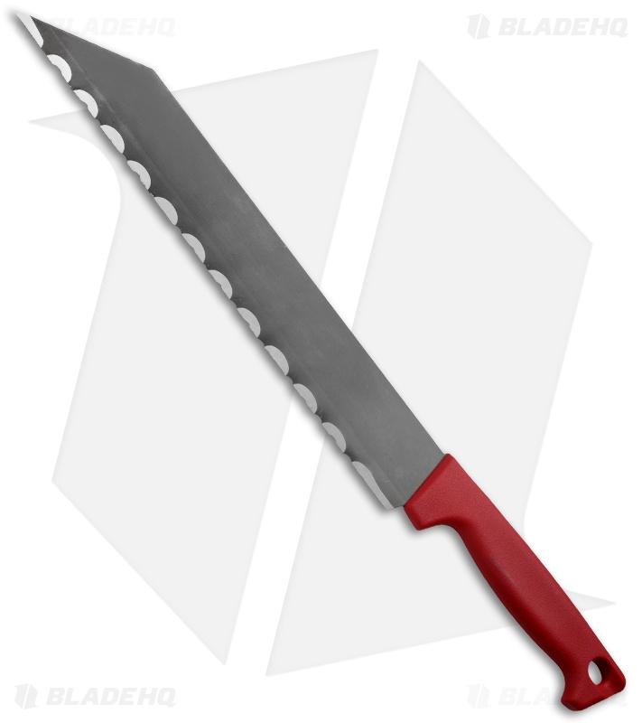 Morakniv Craftsmen Insulation Knife 14 Quot Serr 7350 Blade Hq